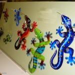 Dekorationsgegenstaende Salamander Geckos Reptilienboerse Rolinski