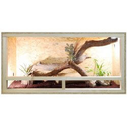 Holzterrarium fon Repiterra