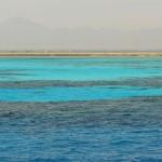 Korallenbaenke bei Giftun Island