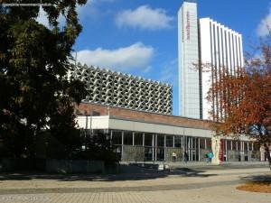 Stadthalle Chemnitz